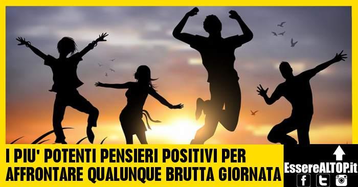 Pensieri positivi 1