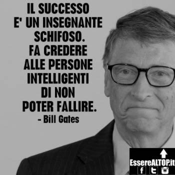 Bill Gates frase motivazionale
