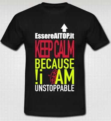 keep calm top