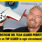TEAM LEADER Richard Branson