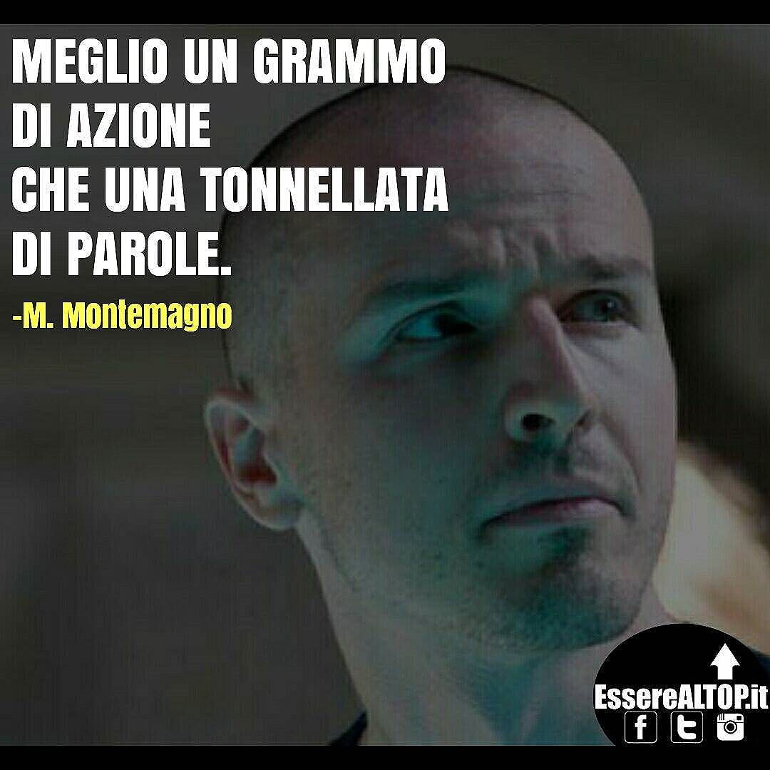 Imamgine motivante Montemagno