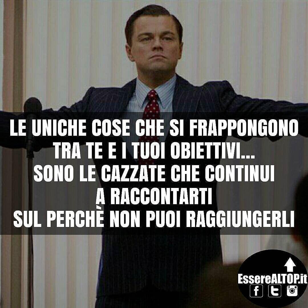 Immagine motivazionale Di Caprio