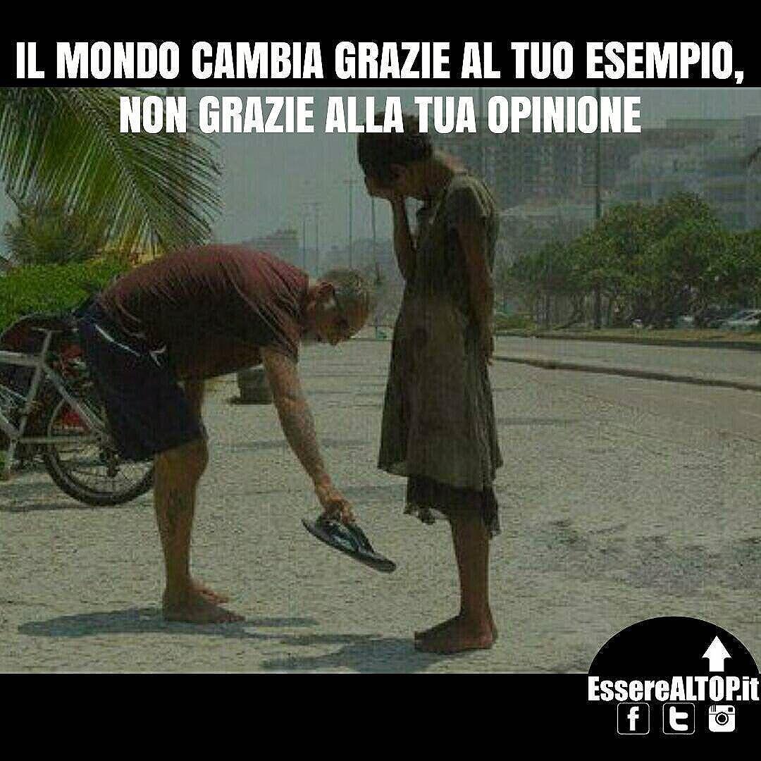 Un solo gesto puo' valere più di mille parole. L'AZIONE è TUTTO..Inizia oggi! www.EssereALTOP.it