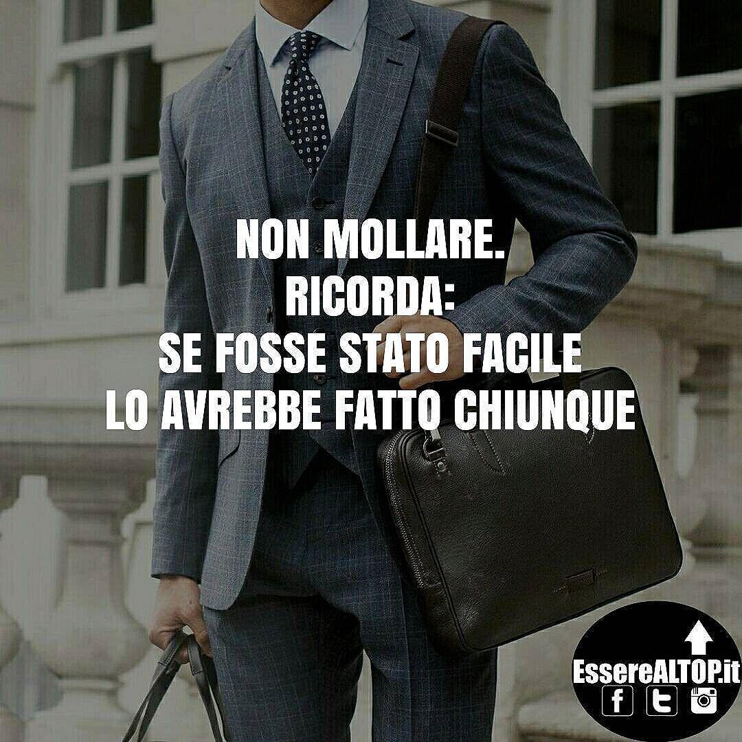 """""""La perseveranza è ciò che rende l?impossibile possibile, il possibile probabile, e il probabile certo."""" NON MOLLARE! ?? www.EssereALTOP.it #Motivazione #Ispirazione #successo #business #impresa"""